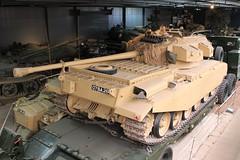 Centurion Tank - Explored (R.K.C. Photography) Tags: centurion tank landwarfarehall iwm duxford cambridgeshire england unitedkingdom british army canoneos100d military