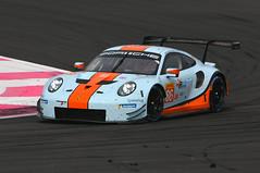 Porsche 911 RSR (jfhweb) Tags: jeffweb sportauto sportcar racecar voituregrandtourisme voituredesport gt voituredecourse courseautomobile circuitpaulricard circuitducastellet lecastellet httt fiaworldendurancechampionship wec wec2018 prologue porsche 911 911rsr