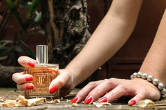 Perfume (Liliancopito (Kuroimo)) Tags: perfume hands product nails fingertips promotional homework school