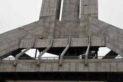 Complicated Concrete Construction - Coquimbo (unclebobjim) Tags: thethirdmillennialcross coquimbo chile concrete nodal construction