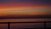 D14163.  Aberystwyth. (Ron Fisher) Tags: cymru wales europe evening aberystwyth ceredigion baeceredigion cardiganbay sunset water sea ocean pentax pentaxkx gb greatbritain uk unitedkingdom