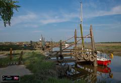 Skippool Creek (Lancashire Photography.com) Tags: skippool creek river wyre thornton high tide lancashire photography