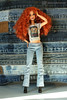 the jeans girl (photos4dreams) Tags: glamourgirlsp4d thelookcityshinep4d barbie regularlifeinthedollhouse doll photos4dreams p4d photos4dreamz toy puppe dress mattel barbies girl play fashion fashionistas outfit kleider mode puppenstube tabletopphotography viviane queen