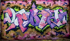 graffiti and streetart in Amsterdam (wojofoto) Tags: amsterdam nederland netherland holland graffiti streetart wojofoto wolfgangjosten ndsm qturbo