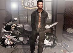 #N24 (dumeric_asp) Tags: motorcycle moto motorbike mesh avatar lenox signature catwa bento uber event style men mens