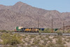 Eastbound at Shawmut, AZ (Reed Skyllingstad) Tags: 4546 7613 8237 az arizona cacti cactus color desert emd es40dc es44ac es44dc electromotivediesel ge generalelectric intermodal ns norfolksouthern outdoors outside rail railroad railway sd70m shawmut sonorandesertnationalmonument sunny tracks train up uprr unionpacific unitedstatesofamerica westbound locomotive