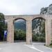 Aqueduct at the fork to Sa Calobra