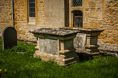 old stones HC 2 (1 of 1) (steamnut777) Tags: church graves graveyard windows door canon stones cotswoldstone sunshine