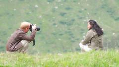 Shooting (ponte1112) Tags: bild nikon people schweiz switzerland leute lukmanier picture fotograf model nikonshooter d5000 nikkor70300