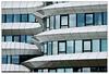 DUO (frodul) Tags: architektur ausenansicht detail detailaufnahme fassade fenster gebäude gebäudekomplex glasfassade kurve linie outdoor verwaltungsgebäude duo europapark groningen holland niederlande reflection reflektion verglasung nederland netherlands