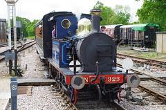 IMGP3173 (Graham_King) Tags: pentax k5 bluebellrailway horstedkeynes enamelsigns steamengines