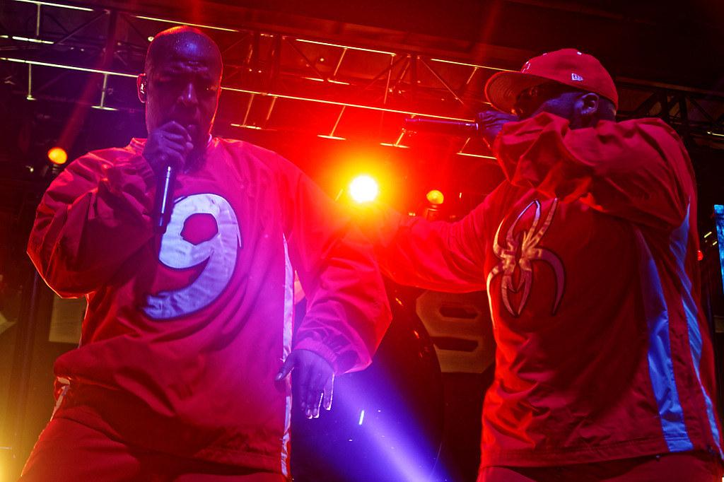 Tech N9ne Planet Tour at The Van Buren | Burning Hot Events