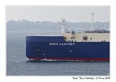 20180517_00756_brest_boris_vilkitsky_1200px (ge 29) Tags: brest bretagne breizh finistere bateau ship boat methanier briseglace boris vilkitsky