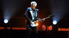 U2 - San Jose 1 - Adam Clayton (rossgperry) Tags: u2 adamclayton bass u2eitour experienceinnocencetour sapcenter sanjose 20180507 rock guitar stage light experience blue malahide