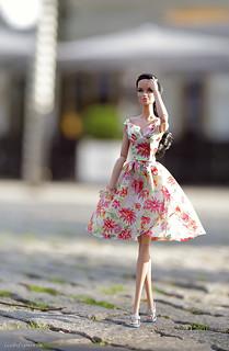 Vanessa Perrin in Summer-Mood 🌞