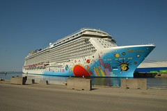 NORWEGIAN BREAKAWAY (BS) (Eerosuomela4) Tags: norwegian cruise passenger ship helsinki finland breakaway bahamas