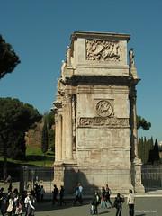 Арка Костянтина, Рим, Італія InterNetri Italy 116