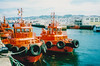 Vigo, Galicia (Pablo Dijkstra) Tags: vigo spain tug boat tire bumper minolta vectis 2000 europe