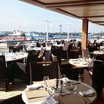 MS Nautica - Café mit Aussicht