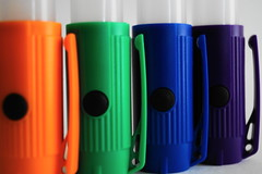 Colorful plastic (Quik Snapshot) Tags: colorfulplastic macromondays plastic colorful closeup inarow dof orange green blue purple hmm alpha a58 sony slta58 colors nocrop 3inch