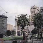 San Francisco  California  - Union Square - Historic thumbnail