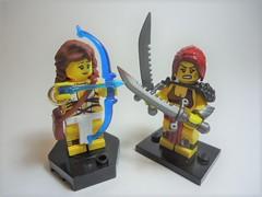 "Minor Upgrades 1 (Nick ""Nightstalker"") Tags: afol brickwarriors lego saberscorpion brickforge"