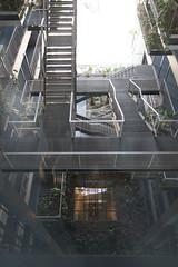 2018-04-FL-183508 (acme london) Tags: barcelona bridges fira hotel jeannouvel renaissancehotelfira skylight spain stairs