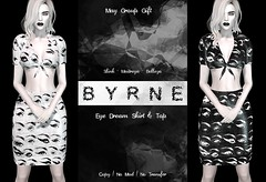 (BYRNE) EyeDreamSkirt&TopAD-MAYGroupGift (ByrneDarkly-www.tartiste.wordpress.com) Tags: byrne free freebie gift groupgift fashion mesh croptop pencilskirt
