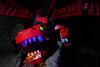 grrr.... (Chris Blakeley) Tags: lego toyphotography dragon uv blacklight