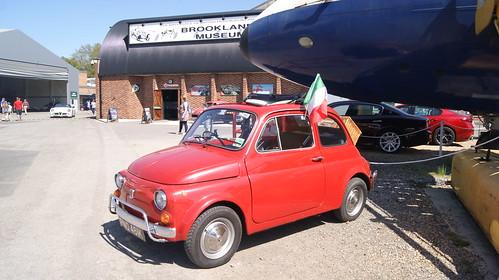 Auto Italia Brooklands 2018