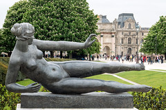 """Air"" (Bergfex_Tirol) Tags: skulptur sculpture maillot louvre paris bergfex frankreich france air park"