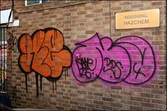 ... / Name (Alex Ellison) Tags: throwup throwie name smc dds southlondon urban graffiti graff boobs kine