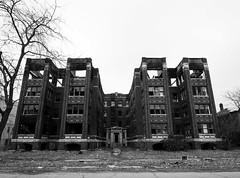 Detroit abandoned (mapimi) Tags: detroit decay exploration urbanarte urban urbex urbexexploration ruinas ruins