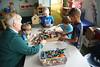Pre-K Building with Lego Bricks (Lehigh Valley Children's Centers) Tags: lego christmascitystudio buildingblocks weekoftheyoungchild allentownpreschool prekcounts finemotorskills stem collaborativeactivities
