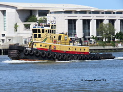 Crescent Towing Tugboat Florida (Gerald (Wayne) Prout) Tags: crescenttowingtugboatflorida savannahriver cityofsavannah chathamcounty stateofgeorgia usa prout geraldwayneprout canon canonpowershotsx60hs powershot sx60 hs digital camera photographed photography crescenttowing tugboat florida tugboatflorida vessel boat towing savannah georgia chatham county river water historicdistrictnorth wde5561 hullno402 jacobsonshipyard neworleans 280380 1960