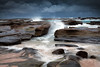 Stormy Shorelines || SOLDIERS BEACH || CENTRAL COAST NSW (rhyspope) Tags: australia aussie nsw new south wales central coast entrance norah head toukley soldiers beach storm weather waves rocks water sea ocean marine rhys pope rhyspope canon 5d mkii