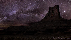 Colors of Night (Scott Sanford Photography) Tags: 6d bigbend camping canon chihuahandesert eos ghosttown longexposure naturalbeauty naturallight nature night outdoor panorama terlingua texas topazlabs beautiful colorful colors dark desert milkyway sky spring stars composition conceptual astrophotography sigma20mmf14dghsm|art