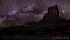 Colors of Night (Scott Sanford Photography) Tags: 6d bigbend camping canon chihuahandesert ef2470f28l eos ghosttown longexposure naturalbeauty naturallight nature night outdoor panorama terlingua texas topazlabs beautiful colorful colors dark desert milkyway sky spring stars composition conceptual astrophotography