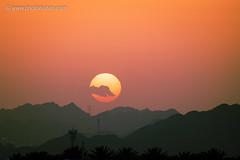 Dragon in the Sun (Photonistan) Tags: sun mountain sunset yellow beautiful landscape photonistan photography travel