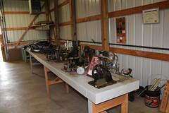 Newfane 066 (75) (swi66) Tags: dunkirk hit miss motors diesel cannons farm tractor john deere antique historical