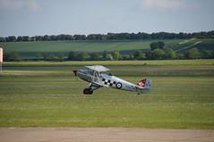 Hawker Fury Mk.I (Tim Dawson) Tags: duxford warbird aircraft aeroplane 2018 flight hawker fury biplane raf sony a57