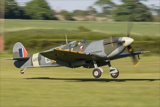 Supermarine Spitfire MK.Vb AR501
