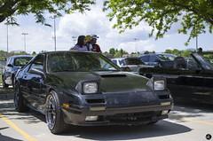 Garage Kyusha Spring Matsuri 2018 (HeavyCorPhotography) Tags: car show classic classics cars japanese spring matsuri garage kyusha low lowered modified jdm legends honda toyota mazda mitsubishi lexus acura import tuner pentax k50
