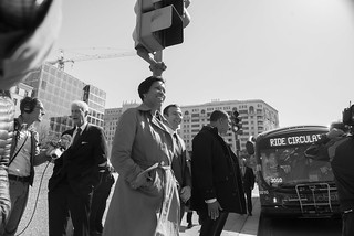 April 20, 2018 DC Circulator Electric Bus Event