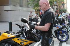 47.Motorcyclists.BeforeParade.NYC.25June2017 (Elvert Barnes) Tags: 2017 newyorkcitynewyork newyorkcityny nyc newyorkcity2017 nyc2017 june2017 25june2017 gaypride gaypride2017 sunday25june2017nycgaypridetrip streetphotography2017 streetphotography newyorkcitystreetphotography nycstreetphotography2017 before47thnycgaypride2017parade assembly47thnycgaypride2017parade motorcyclistsassembly47thnycgaypride2017parade 47thnycgaypride2017 newyorkcitygaypride nycgaypride