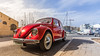 Beetle (Marin Babanov) Tags: red beetle volkswagen classic vintage ride clean restored