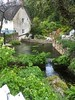 Picture Postcard (SarahBradbury9) Tags: house river pond water lulworth cove dorset cottage sarah bradbury