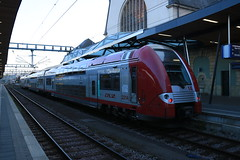 CFL 2214 Luxemburg (vos.nathan) Tags: ter 2n ng cfl 24500 2200 2214 chemins de fer luxembourgeois luxemburg