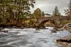 Falls of Dochart (travellingred) Tags: killin scotland unitedkingdom gb lochlomond trossachs landscape longexposure waterfall bridge dochart mountain
