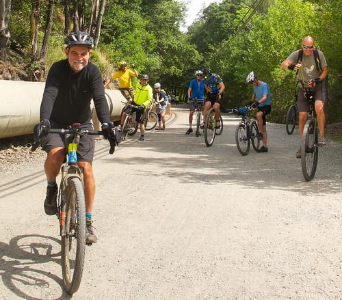 Lexington Reservoir ride